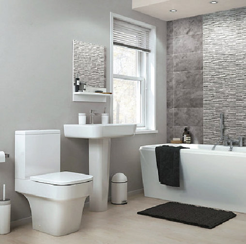 Bathroom Fitting Images: Kedella Construction Expo 2019